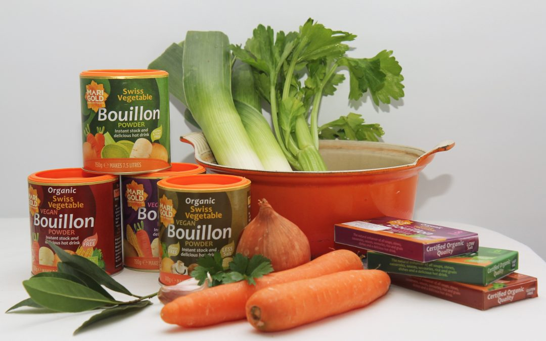 Ways to use Marigold Bouillon