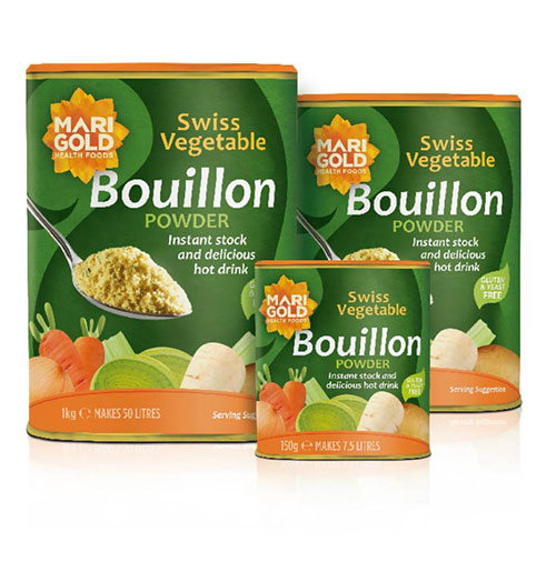 Swiss Vegetable Bouillon Powder – Original
