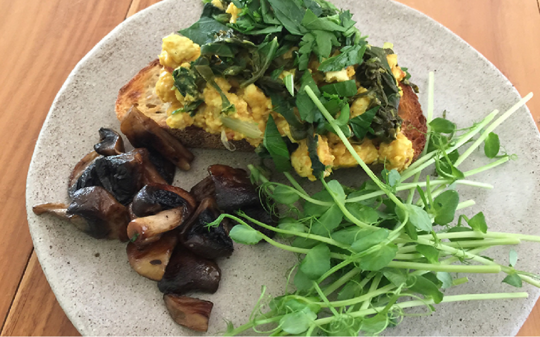 Yummy scrambled tofu marigold health foods in australia and new yummy scrambled tofu forumfinder Images