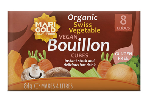 Swiss Vegetable Bouillon Cubes – Original